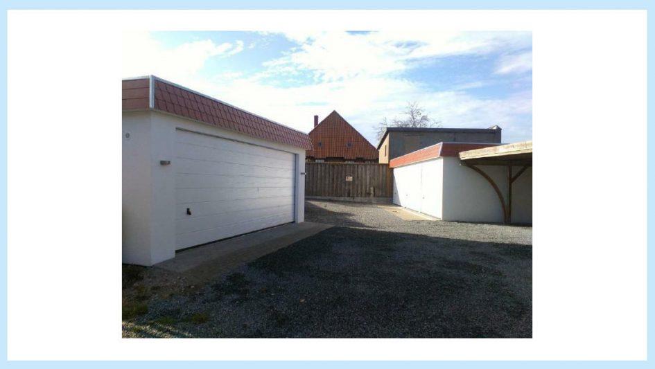 Garage Typ DB60