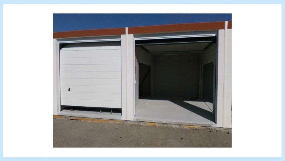 Garage Typ GB60312
