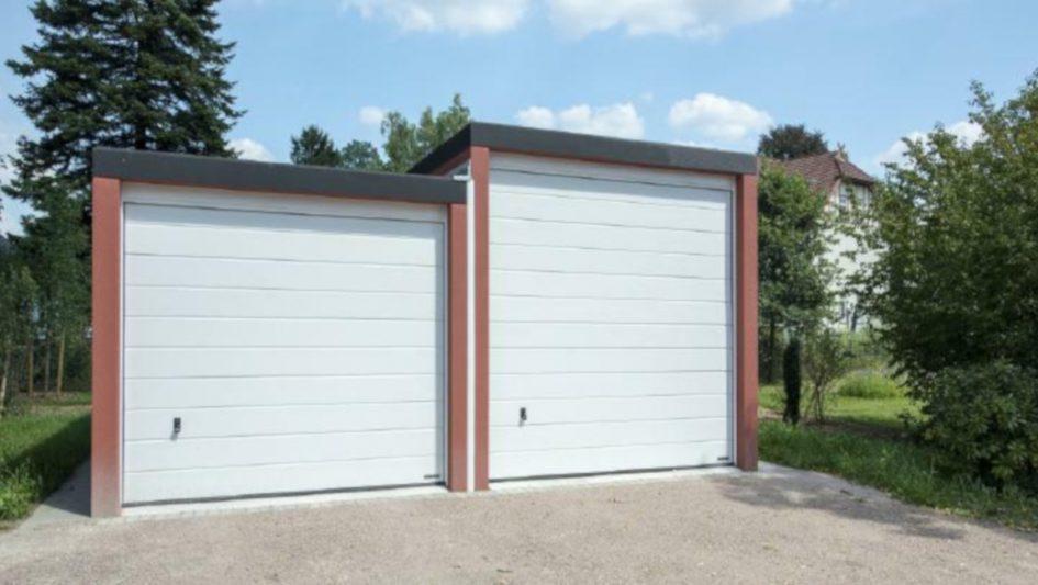 Grossraumkomfort Garagenanlage